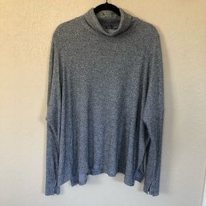 American Eagle Grey Turtleneck